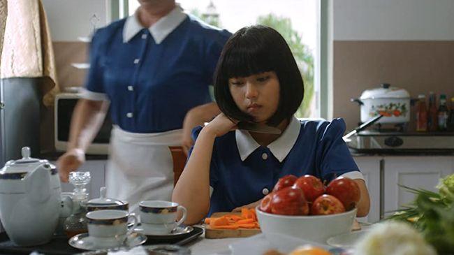The Maid merupakan salah satu proyek horor dan thriller Thailand yang dibintangi Ploy Sornarin.