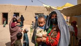 Taliban Kepung Kota Afghanistan, Warga Kabur Selamatkan Diri