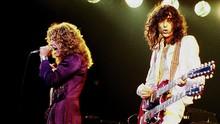 Dokumenter Led Zeppelin Tayang Perdana di Venice Festival