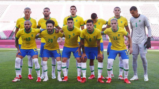 Jadwal Brasil vs Spanyol di Final Bola Olimpiade T