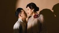 <p>Pasangan yang menikah pada 15 Agustus 2020 itu pun tampak semakin mesra. Nella dan Dory tak segan menampilkan potret romantis mereka. (Foto: Instagram @doryharsa)</p>
