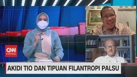 VIDEO: Akidi Tio Dan Tipuan Filantropi Palsu