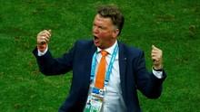 Van Gaal Resmi Jadi Pelatih Belanda untuk Kali Ketiga