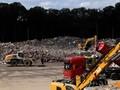 VIDEO: Sampah Menumpuk Usai Banjir Bandang di Jerman