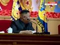 VIDEO: Detik-detik Kim Jong-un Tampil dengan Kepala Diperban
