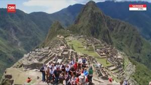 VIDEO: Machu Picchu Lebih Tua Dua Dekade dari Perkiraan