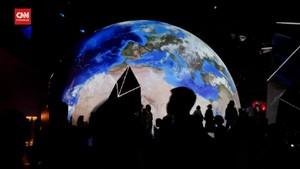 VIDEO: Planetarium China, Propaganda dan Pengucilan Nama AS
