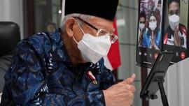 Wapres Sebut PPKM di Jakarta Seharusnya Bisa Turun Ke Level 1
