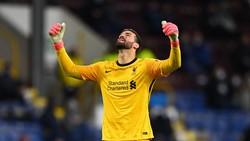 Alisson Masih Enam Tahun lagi di Liverpool