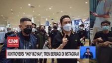 VIDEO: Kontroversi Ikoy-ikoyan, Tren Berbagi di Instagram