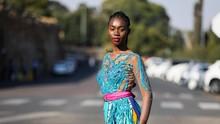Lehlogonolo Machaba, Kontestan Transgender Pertama Miss Afsel