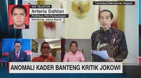 VIDEO: Ketika Jokowi Dikritik Partai Sendiri Soal Pandemi