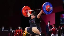 Nurul Akmal: Dari Angkut Padi Jadi Atlet Elite Angkat Besi