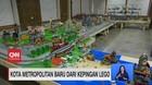 VIDEO: Kota Metropolitan Baru Dari Kepingan Lego