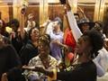 FOTO: Teater Broadway Kembali dari 'Mati Suri' 17 Bulan