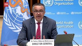VIDEO: WHO Minta Seluruh Negara Tunda Suntik Booster Vaksin