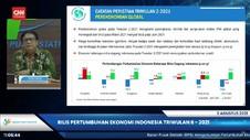 VIDEO: Kabar Baik, Ekonomi Indonesia TUmbuh 7,07 Persen