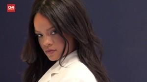 VIDEO: Rihanna Musisi Wanita Terkaya di Dunia versi Forbes