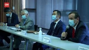 VIDEO: Sinovac Investasi US$60 Juta, Bangun Pabrik di Chile