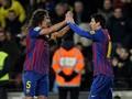 Pesan Menyentuh Puyol Usai Messi Tinggalkan Barcelona
