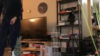 <p>Gisela Cindy membeli sejumlah dekorasi untuk diletakkan di apartemen. Ia ingin membuat tempat tinggalnya terasa <em>homey</em> dan nyaman. (Foto: YouTube Gisela Cindy)</p>