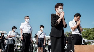 Penyintas Bom Atom Hiroshima Tutup Usia 96 Tahun