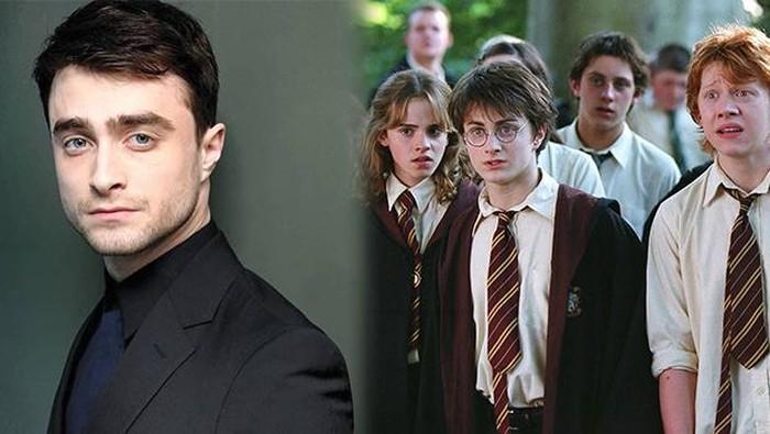 Bukan Protagonis! Karakter Ini yang Justru Diinginkan Daniel Radcliffe Jika Harry Potter Dibuat Versi Reboot