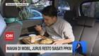 VIDEO: Makan di Mobil, Jurus Resto Siasati PPKM