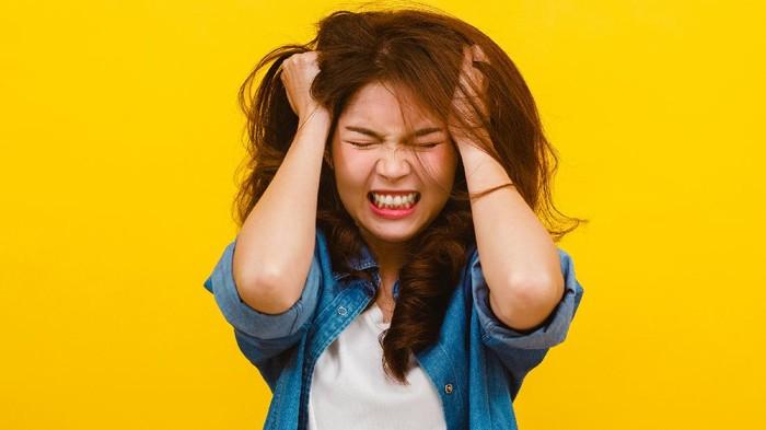 Bukan Mitos, Stres Beneran Bisa Mempengaruhi Kulit