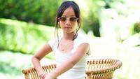 <p>Tak kalah seperti ibundanya, sejak kecil dirinya juga terlihat modis. Bagaimana menurut Bunda?(Foto: Instagram @adindabakrie)</p>