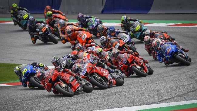 Live streaming Trans7 MotoGP San Marino 2021 di Sirkuit Misano bisa disaksikan melalui CNNIndonesia.com di sini.