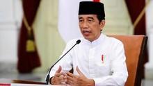 Jokowi ke Riau dan Kepri, Tanam Mangrove di Pesisir