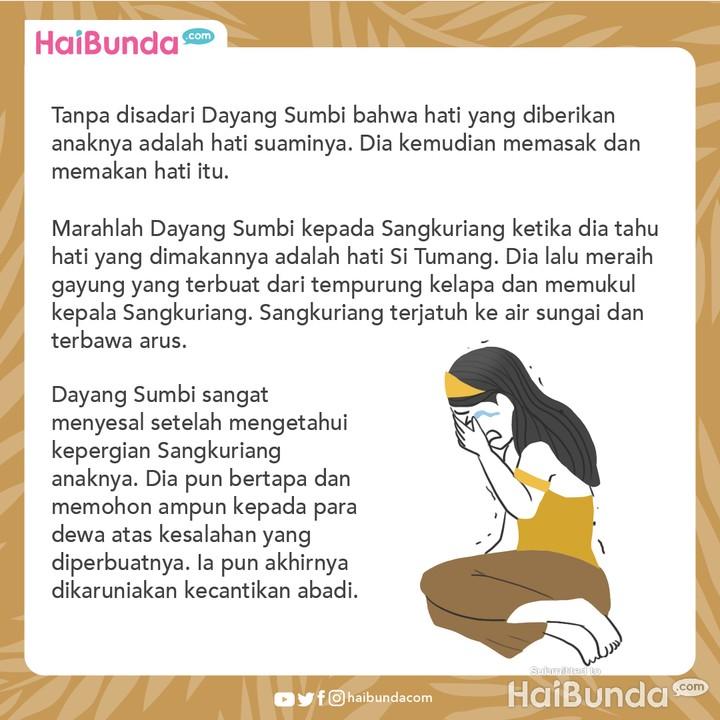 Cerita Nusantara Sangkuriang