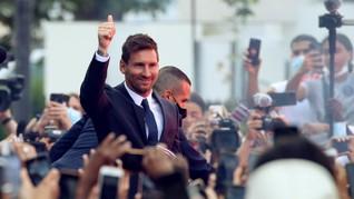 Koleksi Mobil Miliaran Lionel Messi Sebelum Debut di PSG