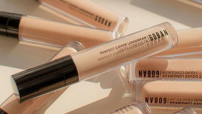 Concealer Terbaru dari Goban Cosmetics, Perfect Cover Longwear Liquid Concealer
