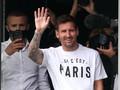 Jersey PSG Messi Terjual Habis dalam 20 Menit
