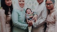 <p>Menteri Pariwisata dan Ekonomi Kreatif (Menparekraf) Sandiaga Uno, memiliki seorang anak laki-laki bernama Sulaiman Saladdin Uno, Bunda. (Foto: Instagram @nurasiauno)</p>