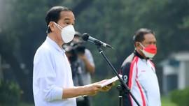 Jokowi Beri Bonus Peraih Medali Paralimpiade Tokyo