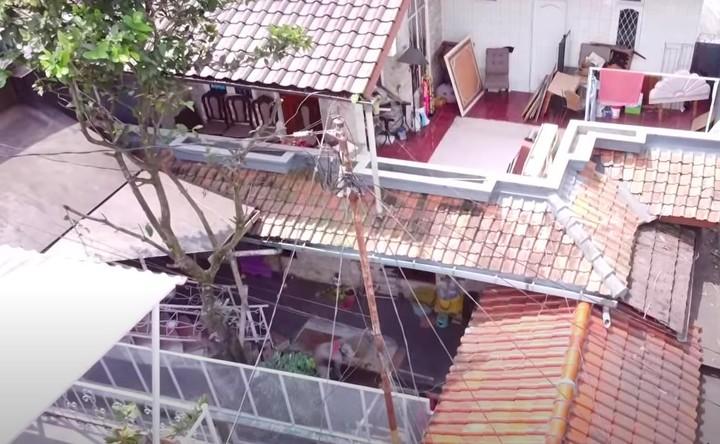 Rumah Masa Kecil Desy Ratnasari