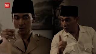 VIDEO: Cara Ario Bayu Tafsirkan Peran Soekarno