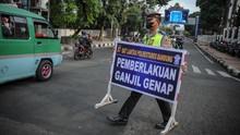 Daftar Lokasi Ganjil Genap Kota Bandung, Berlaku Akhir Pekan