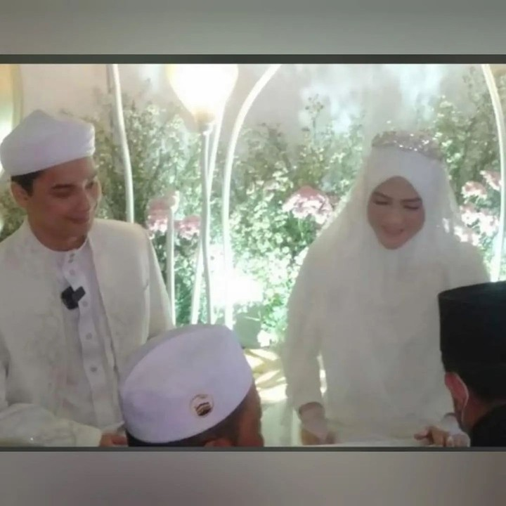 Alvin Faiz Nikahi Henny Rahman