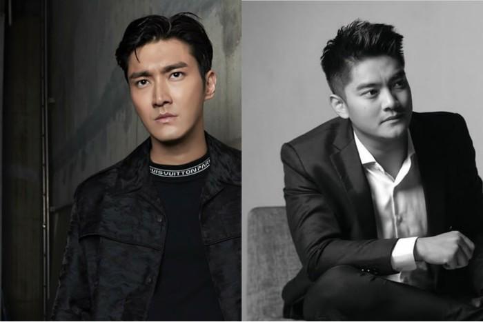 Selanjutnya, ada Choi Siwon yang dibilang mirip denganWilliam Hartanto, atau yang lebih dikenal Boy William. Punya mata sipit dan lesung pipit di kedua pipi, mungkin yangbikin mereka tampak seperti adik-kakak, ya./Foto: Instagram.com/siwonchoi dan instagram.com/boywilliam17
