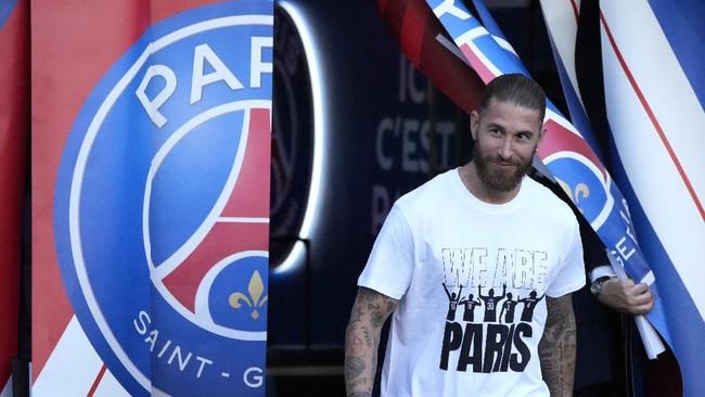 Tak Kunjung Debut, Ramos Mulai Dianggap Transfer Gagal PSG