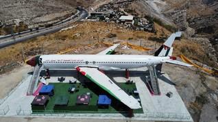 FOTO: Saat Pesawat Boeing 707 Menjelma Sebuah Restoran