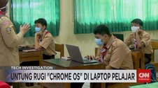 VIDEO: Untung Rugi 'Chrome Os' di Laptop Belajar