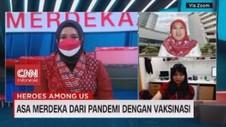 VIDEO: Asa Merdeka dari Pandemi dengan Vaksinasi