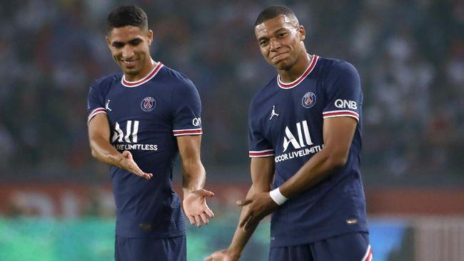 Direktur Olahraga Paris Saint-Germain (PSG), Leonardo kembali menyerang Real Madrid soal transfer Kylian Mbappe.