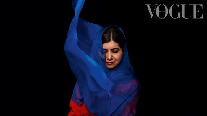 Tampil di Cover Vogue Ini 5 Fakta Menarik Tentang Malala Aktivis Korban Taliban yang Jarang Diketahui