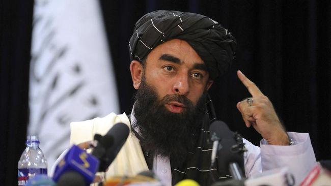 Taliban mengklaim tidak ada bukti ISIS ataupun gerilyawan Al-Qaeda berada di negara itu, pada Selasa (21/9).